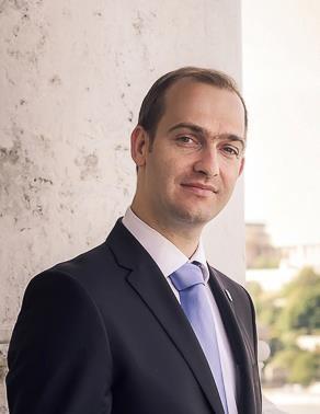 Schmidt Csaba Tatabánya polgármestere